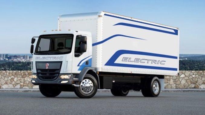 camion elettrico Kenworth