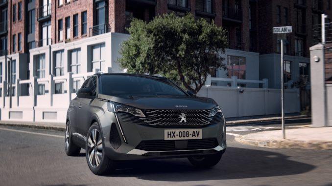 Peugeot presenta il Nuovo SUV 3008