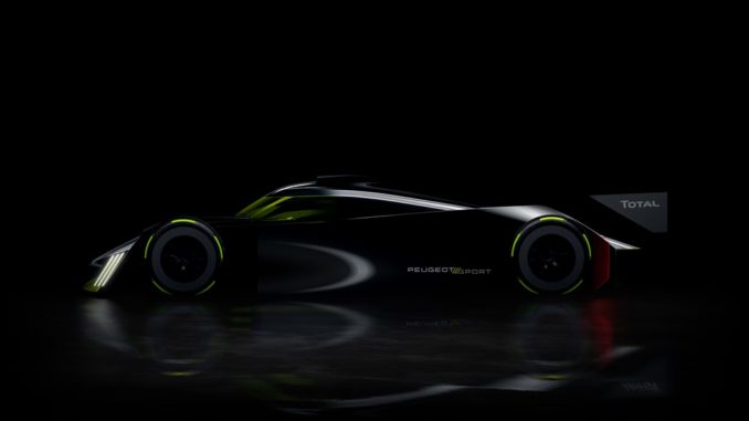 Le Mans. L'hypercar sviluppata da Peugeot e Total