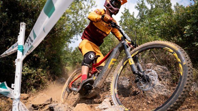 Polini Motori e del Team Fulgur Mondiale E-Bike