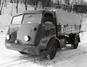 Storia. Škoda elettrificata