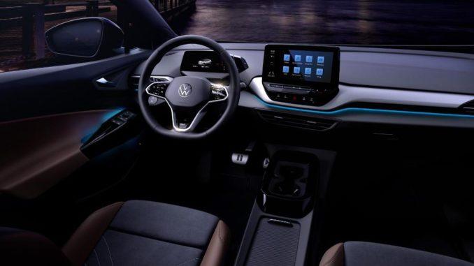 interni Volkswagen ID.4