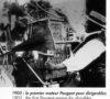 1905 motore dirigibile