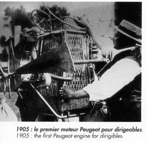 Storia. Gli aerei con il marchio Peugeot