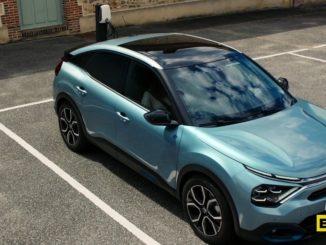 Nel mese di settembre, Citroën ha raforzato l'offensiva elettrica