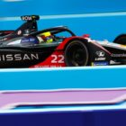 Nissan Formula E season 7 driver Oliver Rowland