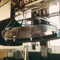 Assemblaggio della DS nella fabbrica belga di Forest_1