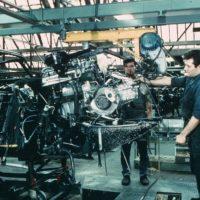 Assemblaggio della DS nella fabbrica belga di Forest_3