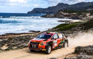 Citroën C3 R5 Rally di Sardegna