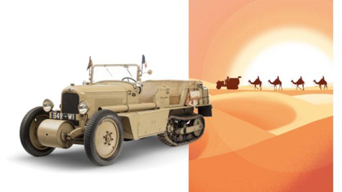 Citroën celebra la sua storia