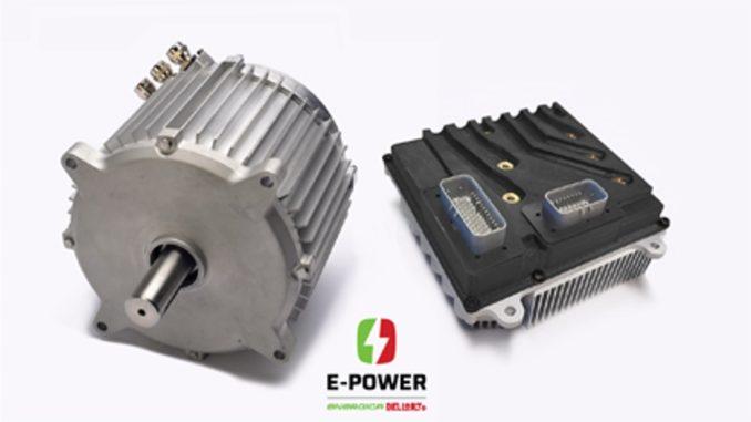 Via ai test al banco dei prototipi del progetto E-Power di Energica e Dell'Orto
