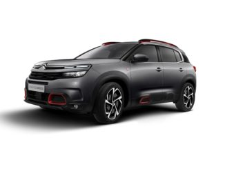 "Citroën C5 Aircross ""C-Series"" ordinabile in Italia"