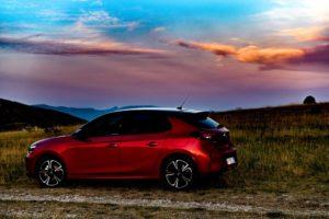 Missione speciale di Nuova Opel Corsa nella Città Eterna