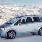 Opel Zafira Snow-Trekker   (2000)
