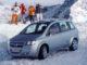 Opel Snowtrekker il prototipo presentato da casa Opel nell'anno 2000