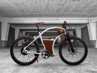 E-Bike in stile retrò da Rayvolt UK