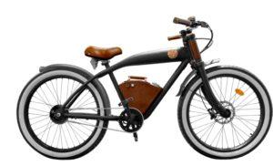 E-Bike in stile retrò da Rayvolt UK