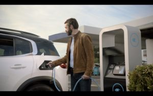 "SUV Citroën C5 Aircross Hybrid Plug-In è ""on air"""