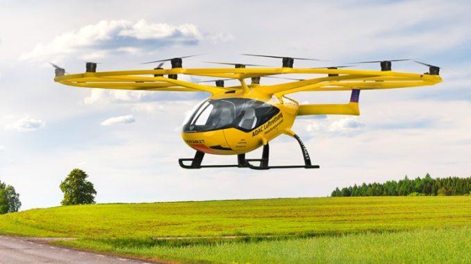 Volocopter emergenze