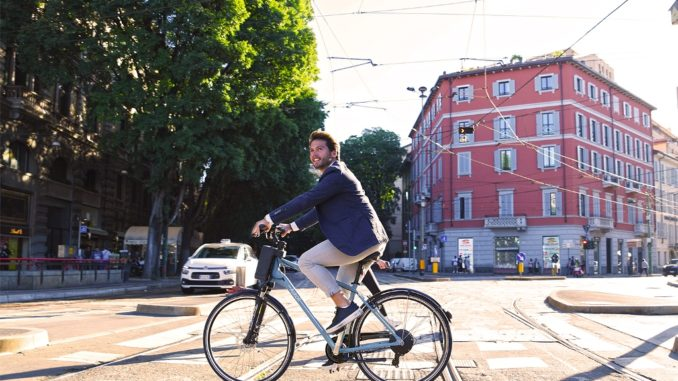 Askoll e-bike rent service