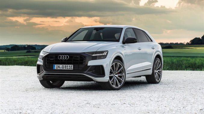 La tecnologia ibrida plug-in equipaggia Audi Q8 TFSI e quattro