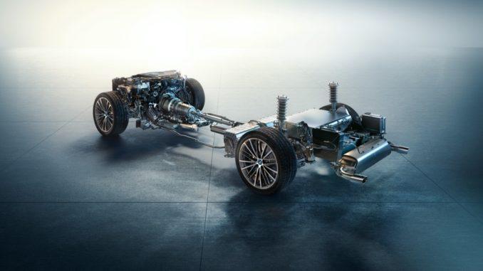 BMW richiama le ibride plug-in per problemi di incendio della batteria