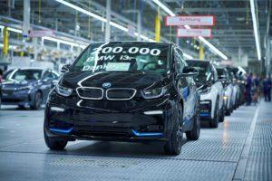 Prodotte duecentomila BMW i3