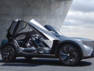 Crossover Buick Electra per il mercato cinese