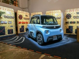"Citroën alla Milano Design City con ""Time to be My Ami"""