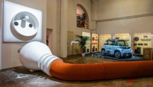 """Citroën alla Milano Design City con """"Time to be My Ami"""""""