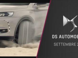 DS Automobiles settembre
