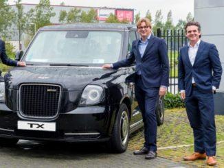 Stern Lijnden è il primo dealer LEVC nei Paesi Bassi