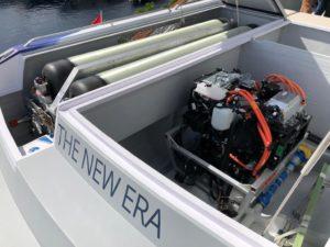 Applicazioni marittime delle fuel cell di Toyota Motor Europe
