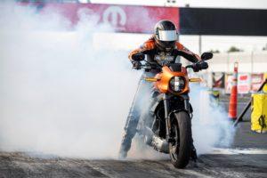Il team Harley-Davidson di Drag Racing e il futuro elettrico