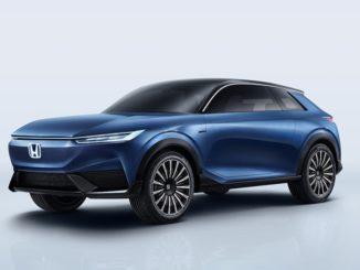 Concept SUV Honda coupé elettrico