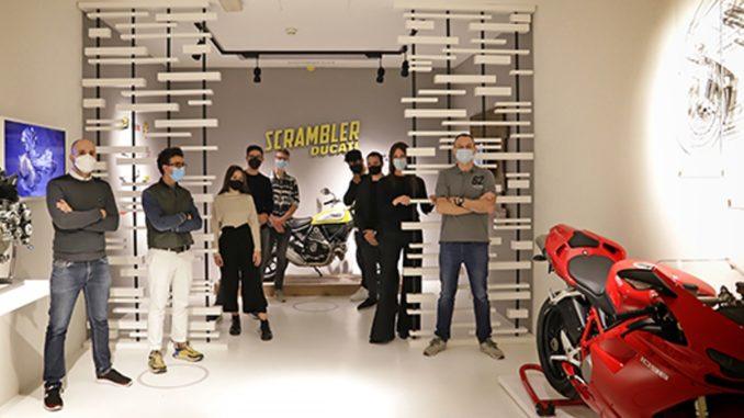 Ducati Scrambler IAAD