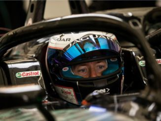 Sam Bird ha completato il suo primo test con Jaguar Racing