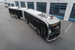 Mercedes-Benz eCitaro G alimentato da batterie allo stato solido