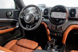 Powertrain ibrido plug-in anche per la Nuova MINI Countryman