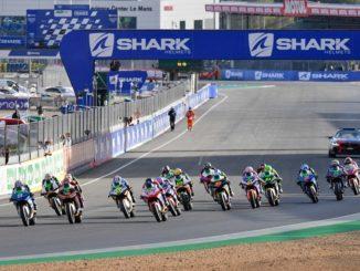Jordi Torres ha vinto in gara 1 di MotoE a Le Mans
