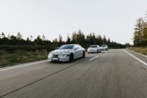Mercedes Benz marchio EQ