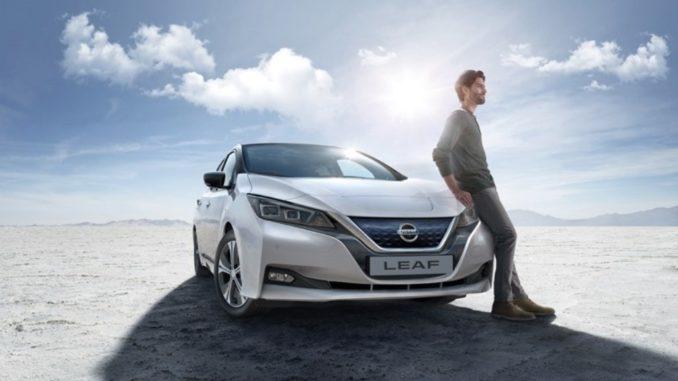 Nissan EV-Care