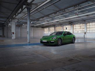 Presentati i nuovi modelli Porsche Panamera