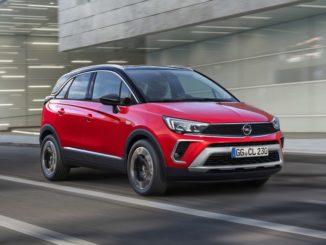 Nuovo Opel Crossland disponibile in Italia