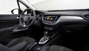 Nuovo Opel Crossland disponibile in Italia