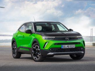 La presenza Opel al MIMO