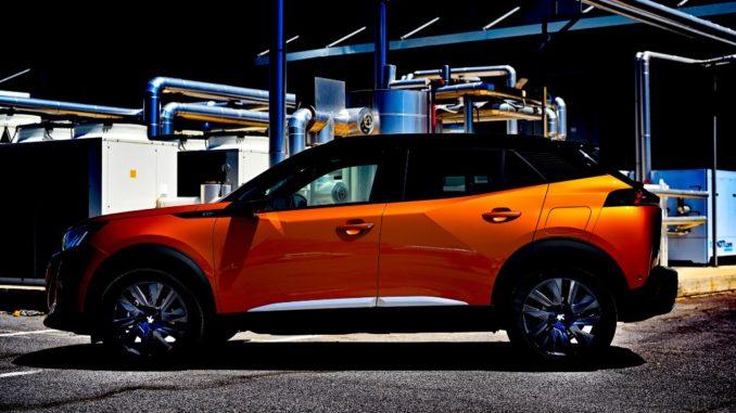 Premiata la Peugeot 2008 con il design Red Dot Award 2020