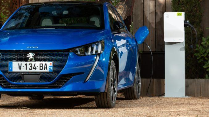Caricabatterie 11kW Peugeot
