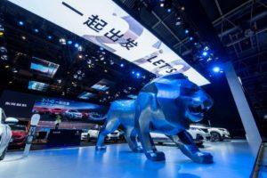 Peugeot celebPeugeot celebra i 210 anni al Salone di Pechino ra i 210 anni al Salone di Pechino