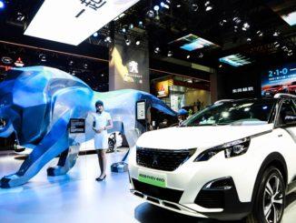 Peugeot celebra i 210 anni al Salone di Pechino